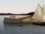 Проект подводных особняков спроектирован для Финляндии