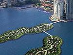 «Океанский Риф» — синтетические острова у берегов Панамы