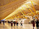 Аэродром Мадрида стал самым шикарным во всем мире