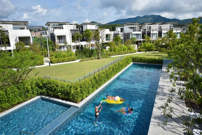 Buy property in Thailand
