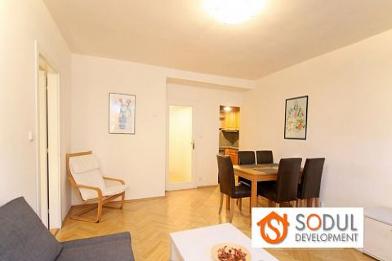 Apartment in Czech, in Prague 1