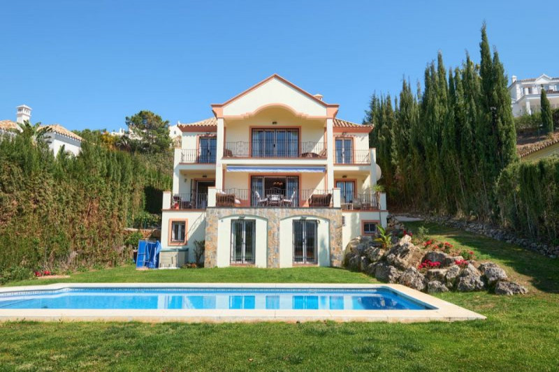 Villa in Spain, in Benahavis