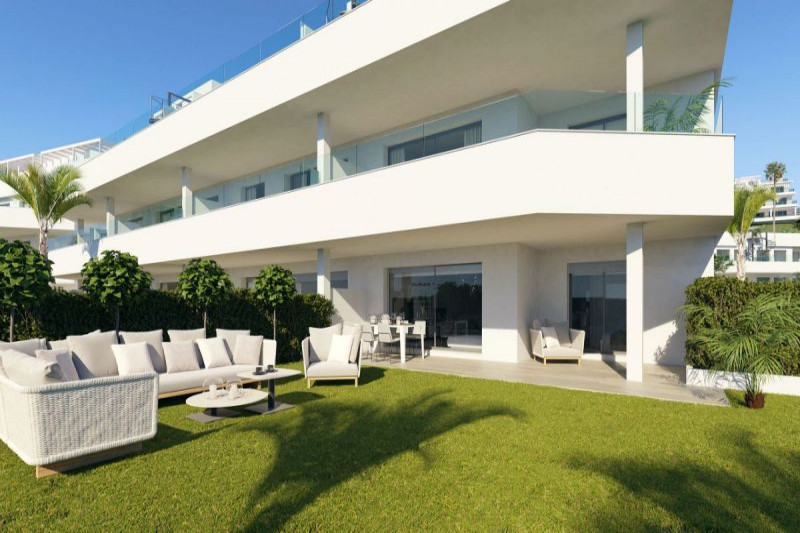 Apartment in Spain, in Estepona