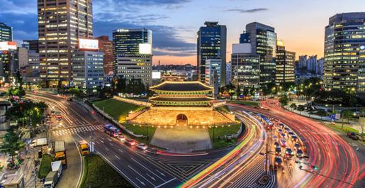 Рынок коммерческой недвижимости Южной Кореи стал привлекать иностранцев