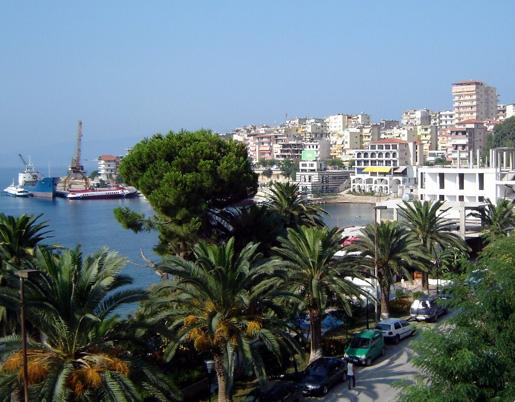 Спрос на албанское побережье остается низким