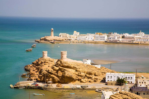 В Омане в апреле резко снизилось количества сделок