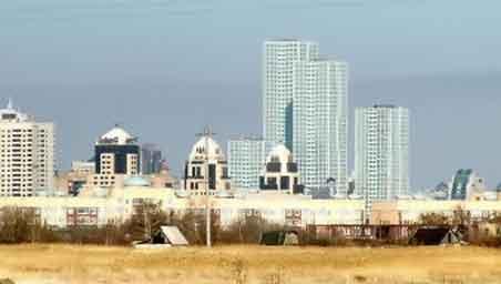В Казахстане зафиксирован резкий скачок цен на недвижимость