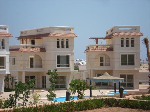 Инфляция Египта влияет на цены на недвижимость