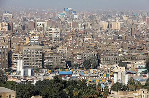 Египтяне не могут себе позволить жилье