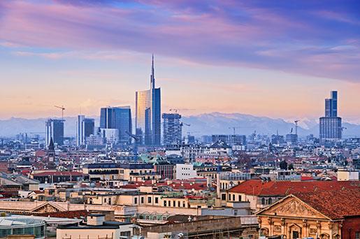 Hines и Blue Noble JV приобрели земельный участок в Италии