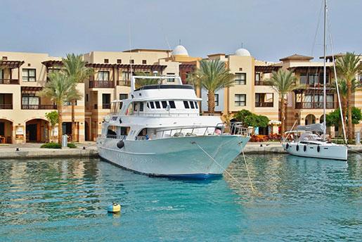 Египетский рынок недвижимости потихоньку восстанавливается