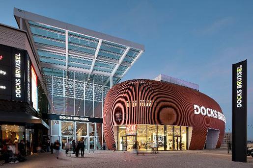 Portus Retail приобретает торговый центр в Бельгии