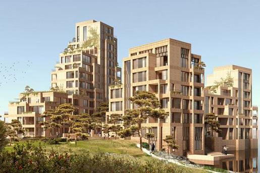 NCC построит в Дании новый жилой проект