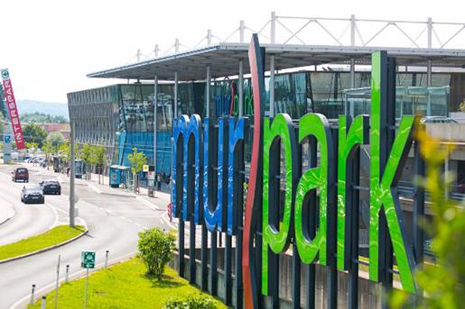SES расширяет возможности торгового центра в Австрии