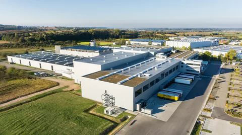 CBRE GI приобретает логистический портфель в Бельгии
