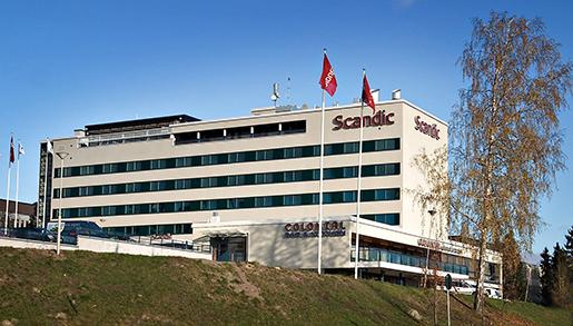 Scandic откроет новый отель в Норвегии