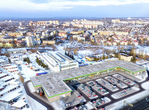 Trei Real Estate открывает 9 парк Vendo в Польше