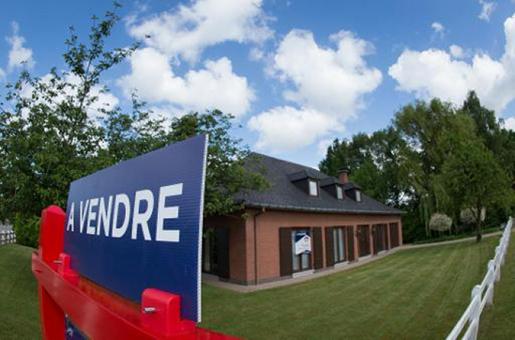 В Бельгии табличка «Home for Sale» все меньше пользуется спросом