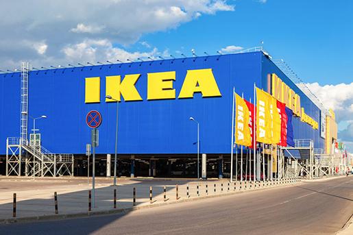 Ikea открывает свой первый магазин в Латвии