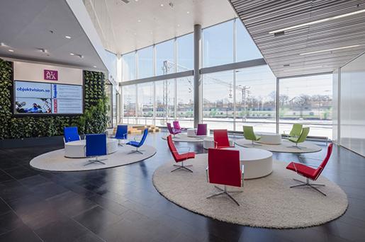 Union Investment продает два офисных центра в Финляндии