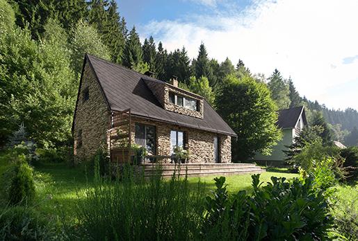 В Чехии активно растут цены на загородные дома