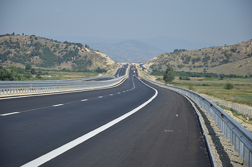 Болгария намерена построить часть автомагистрали Струма