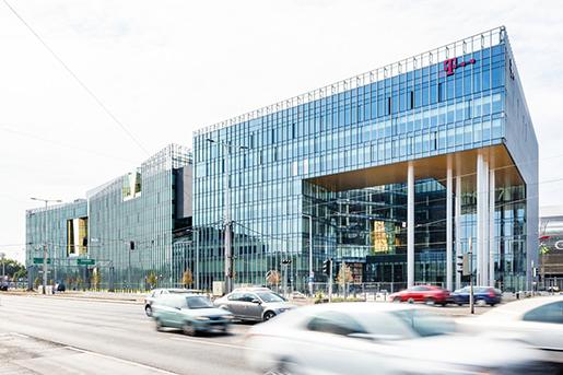 Wing Zrt. завершает строительство офисного объекта в Венгрии