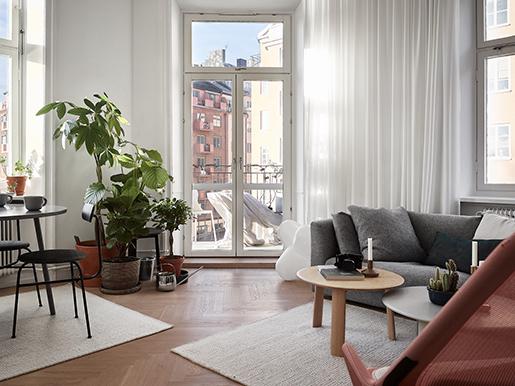 В Швеции зафиксирован рост аренды жилья