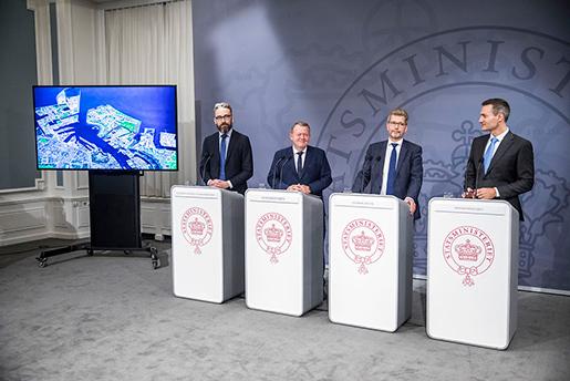 Дания готовится к масштабному строительному проекту