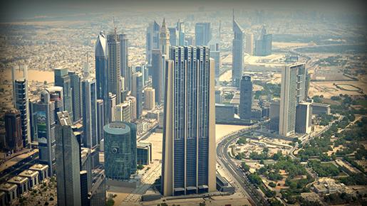 В Дубае появилось множество современных строительных проектов