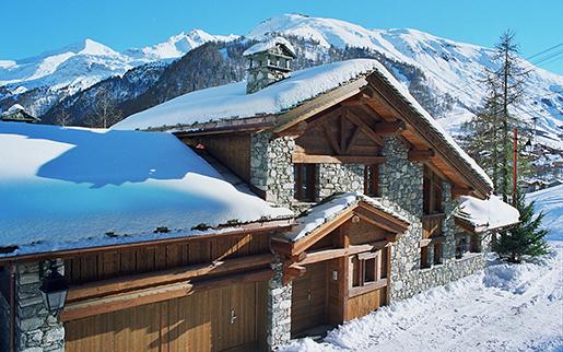 В Альпах активно растет ценник на курортное жилье