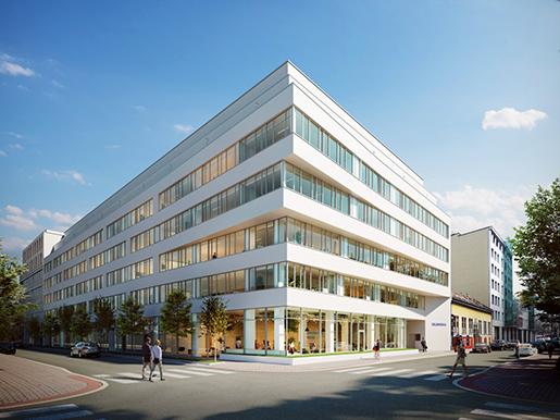 Skanska предоставят арендную площадь в Венгрии медицинской компании