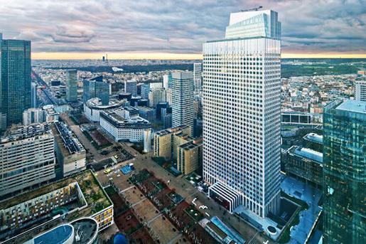 GIC приобретает небоскреб Tour Ariane во Франции