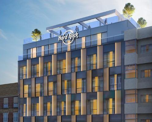 Hard Rock International откроет новый отель в Испании