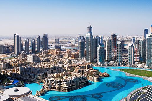В Дубае активно распродается недвижимость
