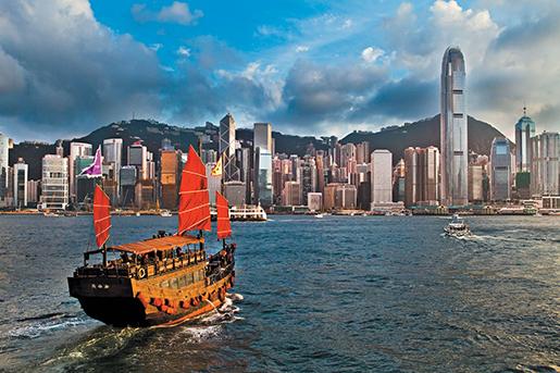 Искусственные острова позволят уменьшить ценник на жилье в Гонконге