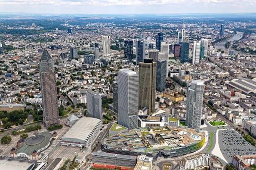 CA Immo построит офисный комплекс в Германии