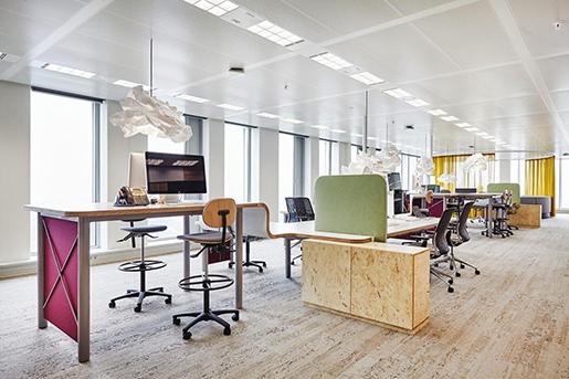 В Амстердаме зафиксировали быстрый рост цен на офисы