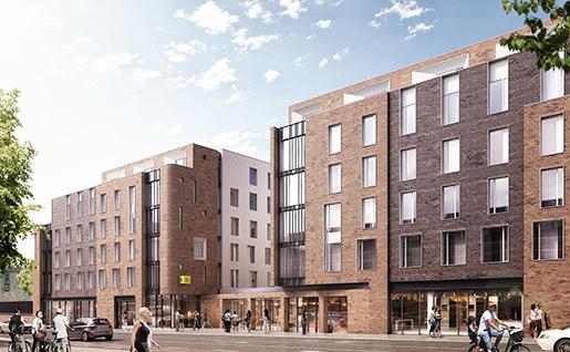 Future Generation построит студенческое жилье в Ирландии