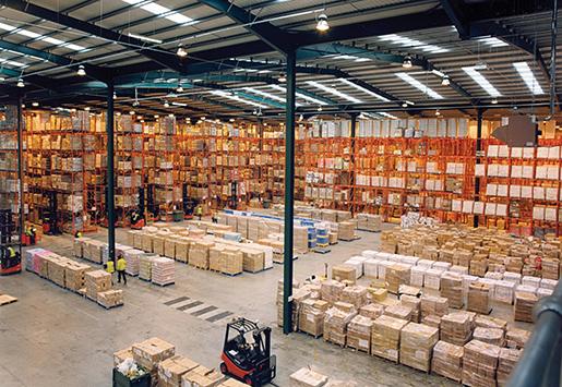 Gramercy Europe приобретает склад в Нидерландах