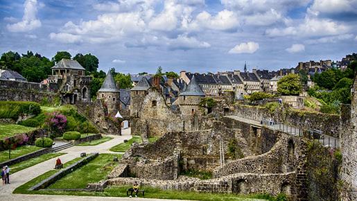 В Нормандии зафиксировано падение цен на недвижимость