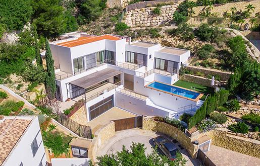 Жилые постройки Испании выросли в цене