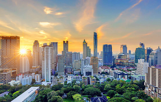 В столице Таиланда выросли цены на недвижимость