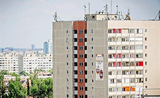 Будапештское жилье становится непокарманам обычным венграм