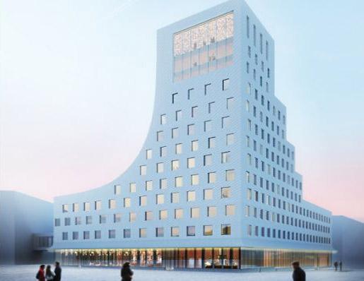 Scandic откроет новый отель в Швеции