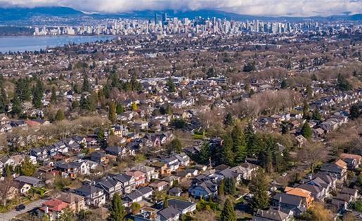 В Ванкувере зафиксировали падение продажи собственности