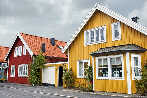 Недвижимость Швеции дорожает