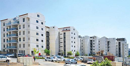 Инвесторы меньше стали интересоваться жилыми постройками в Израиле