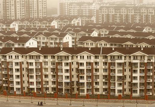 В КНР зафиксировано достаточное число пустующих домов