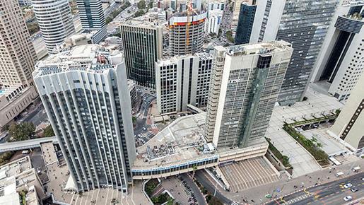 Израиль планирует пересилить всех в небоскребы